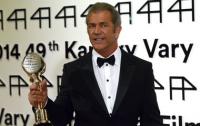 Мэла Гибсона наградили за вклад в кино