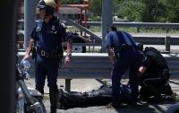 Трое полицейских из кортежа Трампа пострадали в ДТП