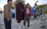 При землетрясении в Иране пострадало более 50 человек