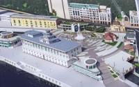 Обновленную Почтовую площадь в Киеве откроют через неделю