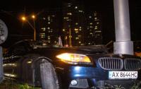 Уходил от столкновения: В Киеве