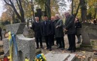 Климкин начал визит в Польшу по чествованию бойцов армии УНР