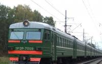 Страшная трагедия: в Харькове электричка сбила человека