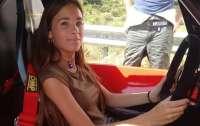 Испанская гонщица Лаура Сальво погибла в ДТП