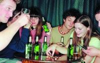 Дети до 15 лет не должны употреблять спиртные напитки