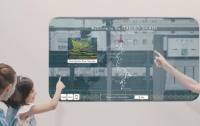 Японская компания установит в поездах окна дополнительной реальности (видео)