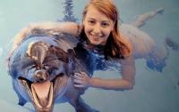 В Ялте открыли круглогодичный центр дельфинотерапии