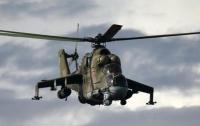В Мексике разбился военный вертолет: есть жерты