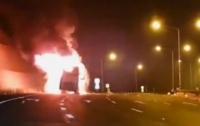 В Таиланде 20 гастарбайтеров сгорели заживо в автобусе
