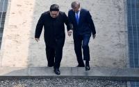 Ким Чен Ын заговорил об объединении двух Корей