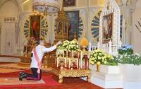 В Таиланде начали подготовку к коронации короля