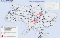 Одна область Украины закрыта для любого транспорта