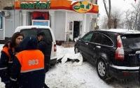 В центре Кишинева взорвали магазин, есть жертвы (видео)