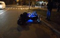 На Одесщине байкер сбил подростка