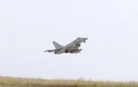 Британские ВВС третий раз за неделю сдерживают провокационные российские самолеты над Черным морем