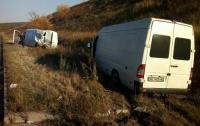Микроавтобус насмерть сбил патрульную (фото)