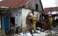 Под Мелитополем спасатели нашли сгоревшего мужчину