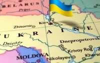 Американское издание нарисовало карту Украины без Крыма