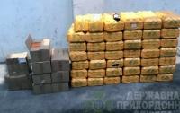 Поляки пытались вывезти из Украины незадекларированные лекарства и косметику