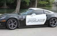 Полиция Техаса оставила себе конфискованный Corvette