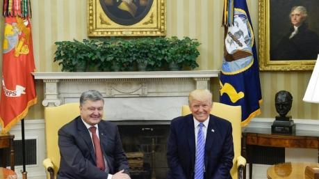 США расширит военное сотрудничество с Украиной - Трамп