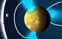 Зонд Messenger обнаружил древнее магнитное поле Меркурия перед столкновением