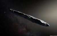 Астрономы обнаружили органику на межзвездном астероиде