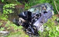 Жуткое ДТП под Житомиром: Пострадавших вырезали из автомобиля
