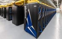 В США представлен новый суперкомпьютер