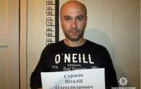 Полиция Киева задержала опасного преступника, сбежавшего из зала суда