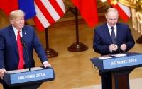 Белый дом выпустил памятную монету в честь саммита Путина и Трампа