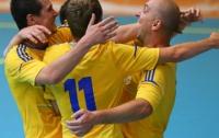 Украина огласила заявку на футзальный Евро-2014