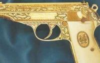 Золотой пистолет Геринга хотят продать за четверть миллиона долларов