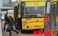 В Киеве предлагают «переселить» все маршрутки за город и на выселки