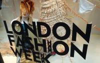 На неделе моды в Лондоне представили