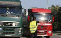 В Украине первый перевозчик получил крупный штраф за весовые нормы