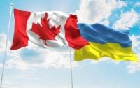 Украина и Канада обсуждают соглашение о свободной торговле