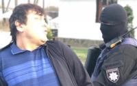 Под Киевом задержали