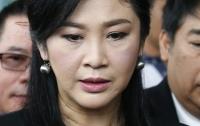 Экс-премьер Таиланда попросила политического убежища