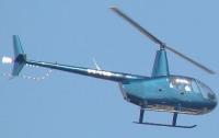 Вертолет рухнул в озеро на Алтае