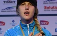 Украинка стала чемпионкой Европы