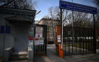 В Московской больнице случился пожар из-за аппарата ИВЛ