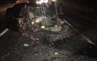 Авария на Львовщине: один погиб, еще четверо госпитализированы
