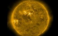 NASA показало вращение Солнца (ВИДЕО)