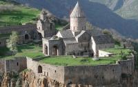 Больше 5 километров по воздуху в Армении можно проехать на канате
