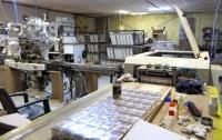 Украинцев заставили работать на нелегальной фабрике за границей (фото)