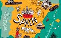 МИД Украины требует от испанцев