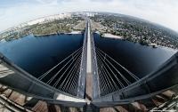 Движение по Южному мосту в Киеве ограничат на три дня