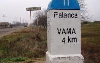 Украина усиливает границу с Молдовой
