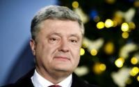 Президент поздравил украинцев с Новым годом